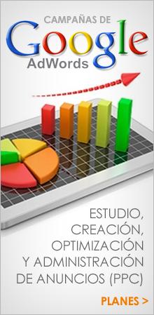 Creación y Gestión de Campañas en Google Adwords